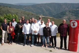 """Os chefs alemáns visitan Galicia para coñecer """"Ternera Gallega"""""""