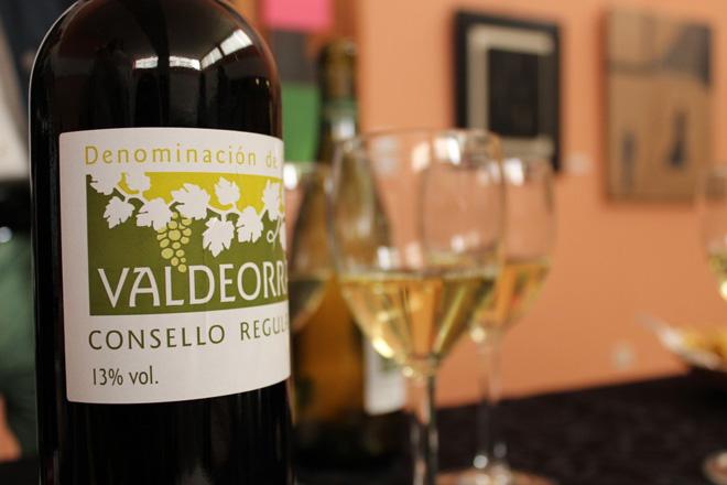 """A D.O. Valdeorras avanza na """"pegada dactilar"""" dos seus viños"""