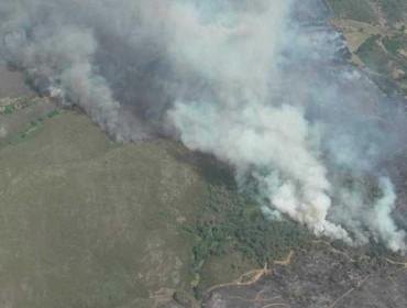 Prohibidas las quemas agrícolas y forestales por las condiciones meteorológicas