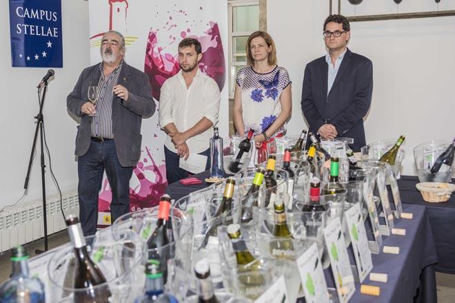 Santiago de Compostela descobre a singularidade dos viños amparados polaD.OMonterrei