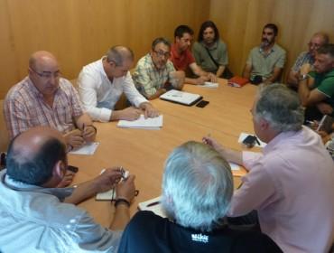 La Plataforma por la Defensa del Sector Lácteo Gallego se reúne este lunes con alcaldes y asociaciones delXallas