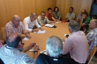 El sector lácteo gallego convoca movilizaciones para el mes de agosto
