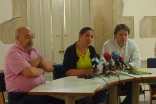 """Valoración dos sindicatos: """"As medidas da Xunta están ben pero non se soluciona o problema dos prezos"""""""