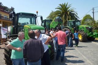 Adaptación dos tractores aos novos límites de emisións
