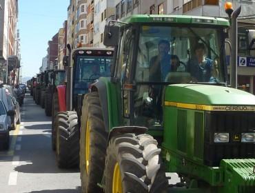 O sector lácteo galego redobra a mobilización