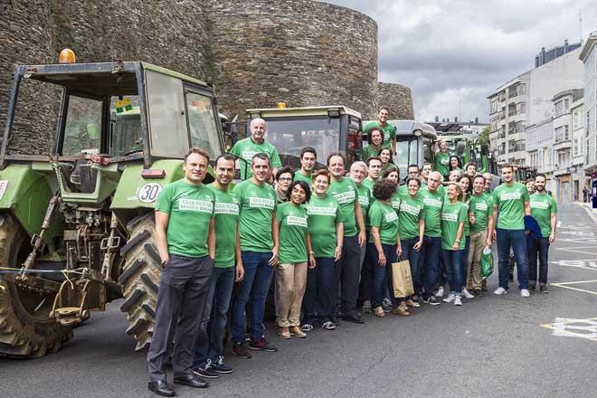 Caixa Rural desenvolve unha campaña solidaria cos Bancos de Alimentos