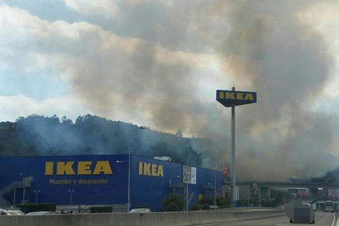 A que distancia das casas debemos limpar para previr os lumes forestais?