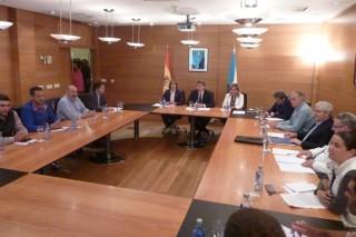 La reunión entre la Xunta y ganaderos finaliza sin acuerdo