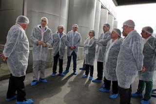 Aira se transforma en una cooperativa de primer grado para gestionar la leche en conjunto