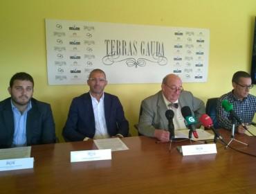 Terras Gauda lidera un proxecto europeo de viticultura de precisión