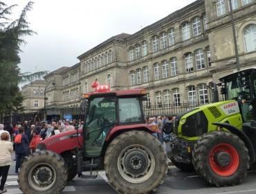 Convocatoria unitaria de la protesta láctea, tras sumarse Agromuralla y la OPL