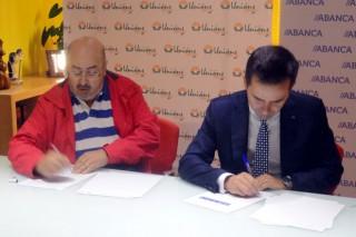 ABANCA e Unións Agrarias asinan un acordo de servizos financeiros