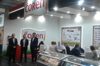O Grupo Coren busca en Alemaña ampliar as súas exportacións