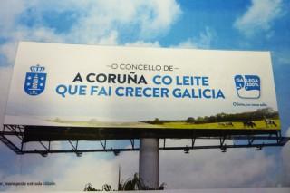A Xunta pide o apoio dos concellos para promover o leite Galega 100%
