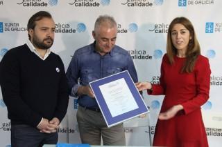 Lácteos Anzuxao súmase ao selo Galicia Calidade