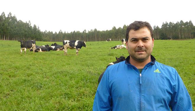 """""""El precio de la leche sigue igual y a este paso tendremos que bajar producción"""""""