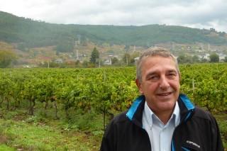"""""""Os romanos xa elixiron Valdeorras para plantar viñedo polas súas condicións especiais"""""""