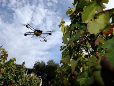 Medio Rural proxecta o uso de drons para os controis de campo da PAC