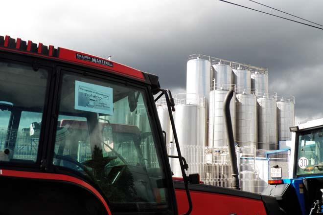 """""""El sector lácteo tiene futuro, pero hay dejación en la búsqueda de soluciones"""""""