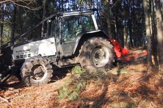 tractor piñeiral monte