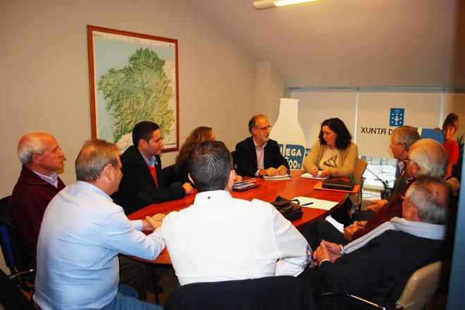 A Xunta apoia a creación dunha Indicación Xeográfica Protexida para o Pan Galego