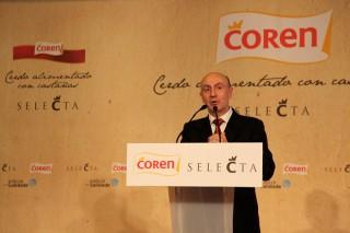 Coren xa exporta o 41% da súa produción cárnica