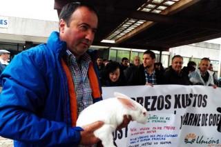 168 granxas de coellos recibirán da Xunta unha axuda media de 1.500 euros