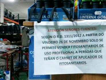 """Consellería do Medio Rural: """"Os carnets que se fixeron online en León son totalmente válidos"""""""