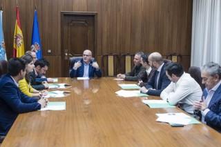 A Deputación de Ourense promove o cooperativismo no medio rural