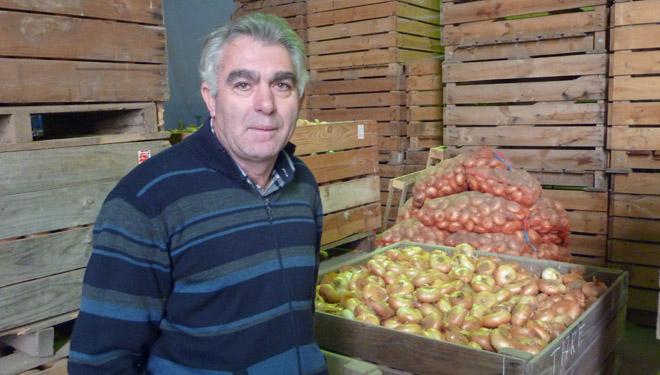 Cooperativa Postoiro, la primera productora de cebolla y puerro de Galicia
