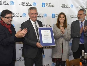 Os viños da adega Señorío de Rubiós súmanse a Galicia Calidade