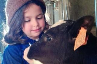 Concurso fotográfico #EuSonMazaricos: orgullo gandeiro dende os máis cativos