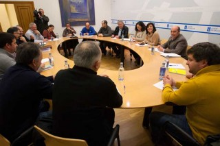 Medio Rural y organizaciones del agro emprenden el diálogo sobre el sector lácteo
