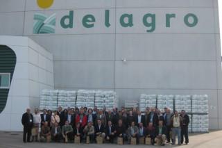 Delagro recibe a 50 socios das maiores cooperativas do norte de Portugal