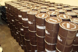 Miel a granel para la exportación
