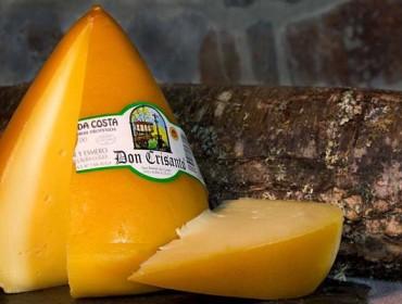 O queixo Don Crisanto, da DO San Simón da Costa, obtén o Premio Especial Alimentos de España