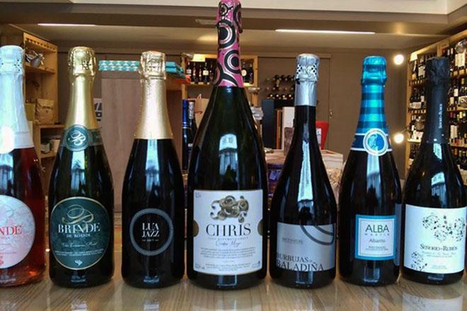 Rías Baixas prevé certificar unos 90.000 litros de vino espumoso de calidad para estas Navidades