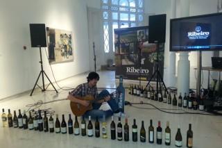 Os viños do Ribeiro xa teñen canción de Nadal