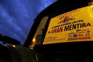 Agromuralla convoca una manifestación este lunes en Lugo