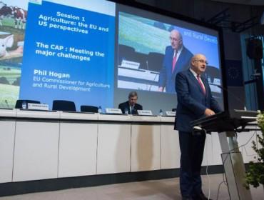A UE estuda sistemas de protección de marxes para o agro