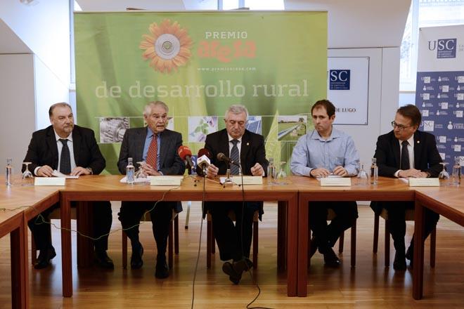 O XVI Premio Aresa de Desenvolvemento Rural é para Agroamb
