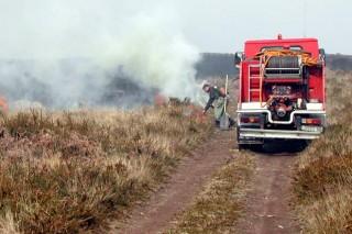Quemas controladas en invierno, herramienta para la prevención de incendios
