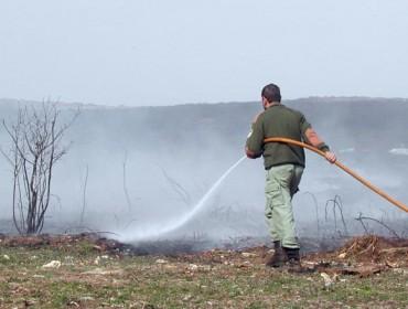 Reábrese a posibilidade de queimas de restos agrícolas e forestais