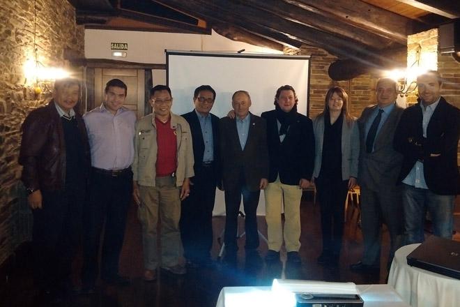 Últimos pasos para exportar a raza Rubia Galega a Indonesia