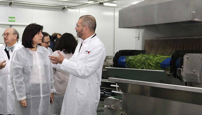 A Xunta anima a solicitar as axudas para transformación de produtos agrarios