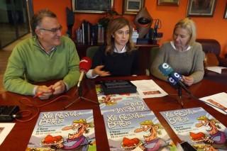 Programa de actividades para a XVI Festa do Botelo do Barco de Valdeorras