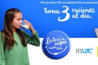 O Ministerio e a INLAC inician unha campaña para promover o consumo de leite