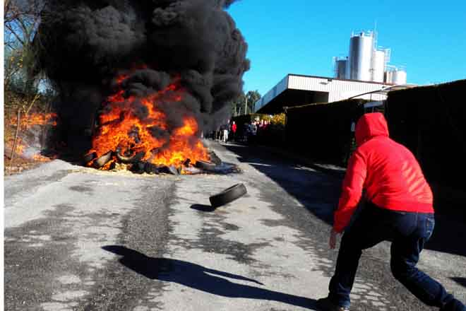 O agro comeza a reclamarlle indemnizacións ás industrias multadas por Competencia