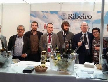A D.O. Ribeiro presenta en Enofusión a tipicidade e calidade dos seus viños