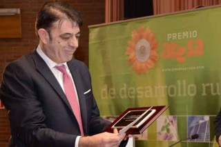 Agroamb recolleu o XVI Premio Aresa de Desenvolvemento Rural